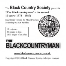 The Blackcountryman back issues (volumes 11-20) 1978-1987