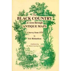 The Black Country as seen through Antique Maps