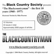 The Blackcountryman back issues (volumes 1-10) 1968-1977