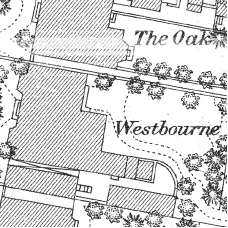 Birmingham Ordnance Survey map VI.13.9 & 9A - Download