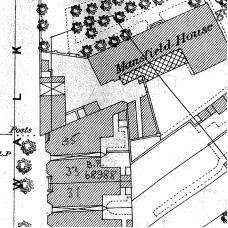 Birmingham Ordnance Survey map VIII.13.17 - Download