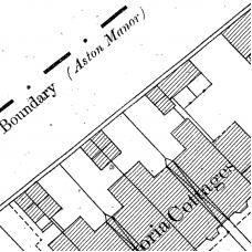 Birmingham Ordnance Survey map VIII.13.8 - Download