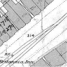 Birmingham Ordnance Survey map VIII.14.16A - Download