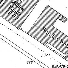 Birmingham Ordnance Survey map XIII.4.16 - Download