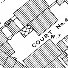 Birmingham Ordnance Survey map XIII.4.19 - Download