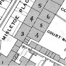 Birmingham Ordnance Survey map XIII.8.12 - Download