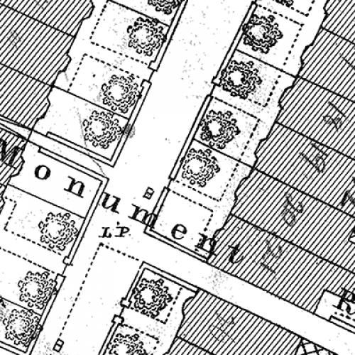 Old Birmingham Ordnance Survey Map Xiii 8 17a Download