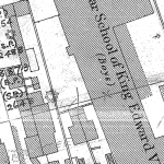 Birmingham Ordnance Survey map XIII.8.24A - Download
