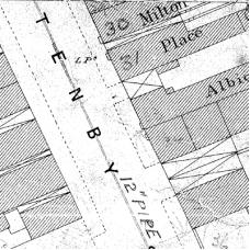 Birmingham Ordnance Survey map XIII.8.5A - Download