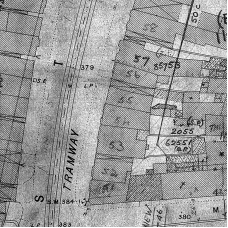 Birmingham Ordnance Survey map XIV.1.18A - Download
