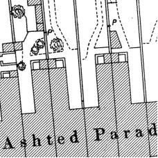 Birmingham Ordnance Survey map XIV.1.25 & 25A - Download