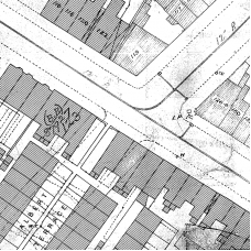 Birmingham Ordnance Survey map XIV.10.1A - Download