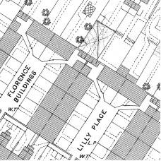 Birmingham Ordnance Survey map XIV.10.7 & 7A - Download