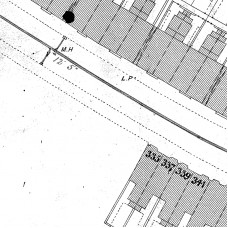 Birmingham Ordnance Survey map XIV.10.7A - Download