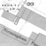 Birmingham Ordnance Survey map XIV.2.7A- Download