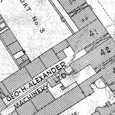 Birmingham Ordnance Survey map XIV.5.16 - Download