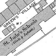 Birmingham Ordnance Survey map XIV.5.17A - Download