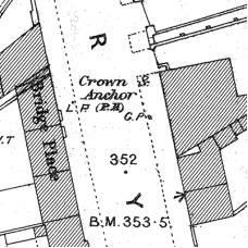 Birmingham Ordnance Survey map XIV.5.20 - Download