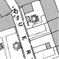Birmingham Ordnance Survey map XIV.5.21 - Download