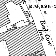 Birmingham Ordnance Survey map XIV.5.22 - Download