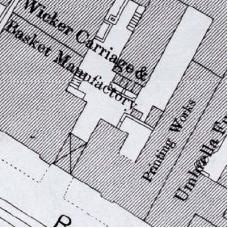 Birmingham Ordnance Survey map XIV.5.24 - Download