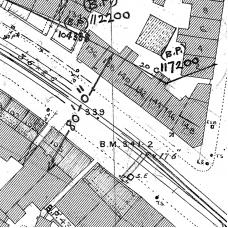 Birmingham Ordnance Survey map XIV.6.11A - Download