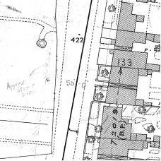 Birmingham Ordnance Survey map XIV.6.13A - Download