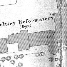 Birmingham Ordnance Survey map XIV.6.14 & 14A - Download
