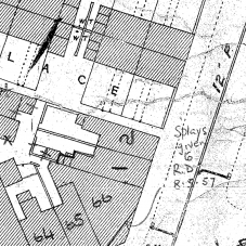 Birmingham Ordnance Survey map XIV.6.17A - Download