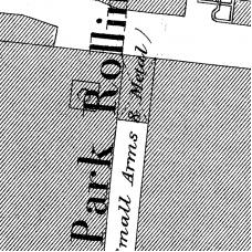 Birmingham Ordnance Survey map XIV.6.2 & 2A - Download