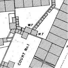 Birmingham Ordnance Survey map XIV.6.6 & 6A - Download