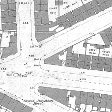 Birmingham Ordnance Survey map XIV.9.1 & 1A - Download