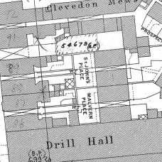 Birmingham Ordnance Survey map XIV.9.18A - Download