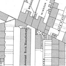 Birmingham Ordnance Survey map XIV.9.20 & 20A - Download