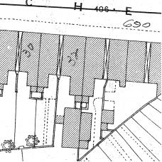 Birmingham Ordnance Survey map XIV.9.20A - Download