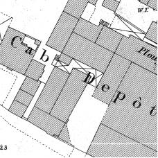 Birmingham Ordnance Survey map XIV.9.9 & 9A - Download