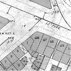 Birmingham Ordnance Survey map XIV.9.9A - Download