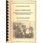 Kidderminster - 1851 census Surname index Volume 2 - Used