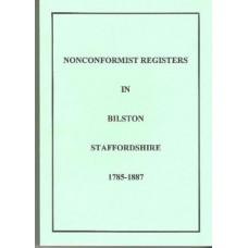 Bilston Staffordshire Nonconformist Registers 1785-1887