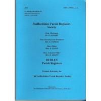 Dudley St. Edmund Staffordshire Parish Registers