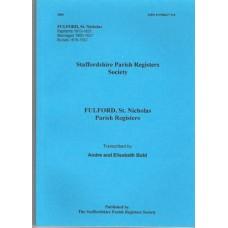 Fulford St. Nicholas Parish Registers