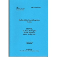 Stowe St. John Parish Registers - Part 2
