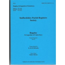 Rugeley St. Augustine of Canterbury Parish Registers Part 2