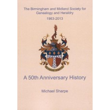 BMSGH A 50th Anniversary History 1963-2013 (Download)