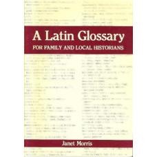 A Latin Glossary