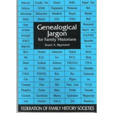 Genealogical Jargon for Family Historians