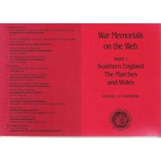 War Memorials on the Web - Part 1 Southern England, The Marches and Wales