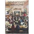 GENEALOGISTS MAGAZINE - Back issues 1995 - 2010