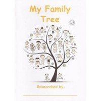 My Family Tree - Children's Record book
