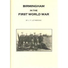 Birmingham in the First World War